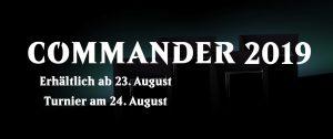 Magic Commander 2019 Release @ Cards Central Gelsenkirchen