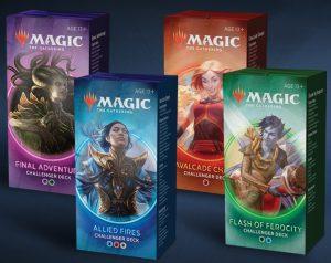 Magic Release: Challenger Decks 2020 @ Cards Central Gelsenkirchen