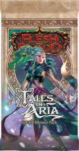 Flesh and Blood Tales of Aria Golden Ticket Release Event @ Cards Central Gelsenkirchen